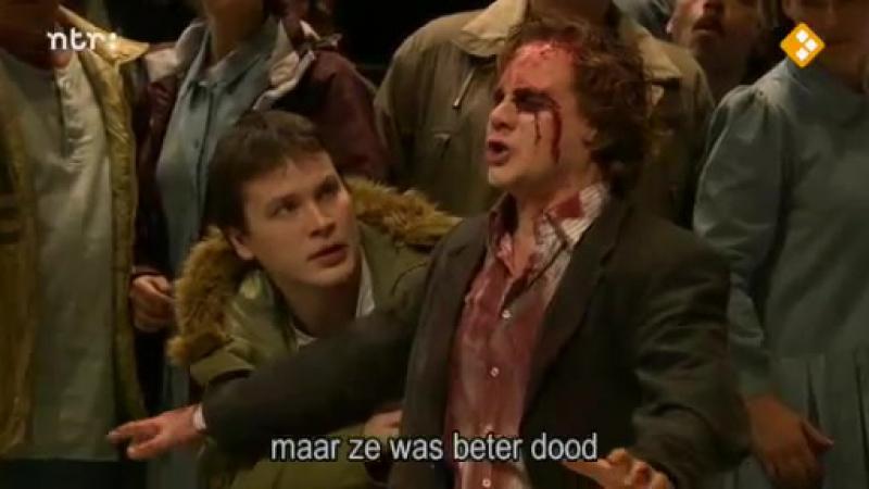 Китеж. Начало 3 действия. Амстердам. 2012