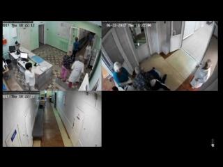 В Хабаровске пациент избил врача-хирурга