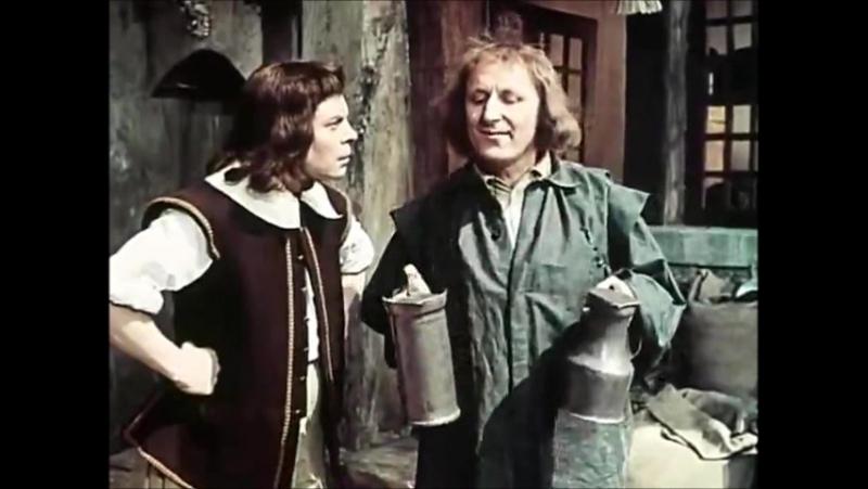 «Три мушкетёра» (1953) — сильный логический ход Планше