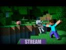 "STREAM | Minecraft: ""От начала до конца: Старт"""