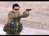 Президент Туркменистана принял участие в военных учениях