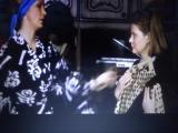 Вечернее платье на Джанни Моранди ))) Ну и мужики пошли ....