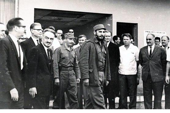Выставка На грани ядерной войны. Куба-1962. Фотоцентр