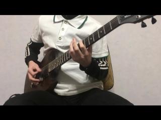 Metallica - Moth Into Flame (Cover)