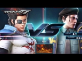 Tekken 7 - Хваран и Драгунов