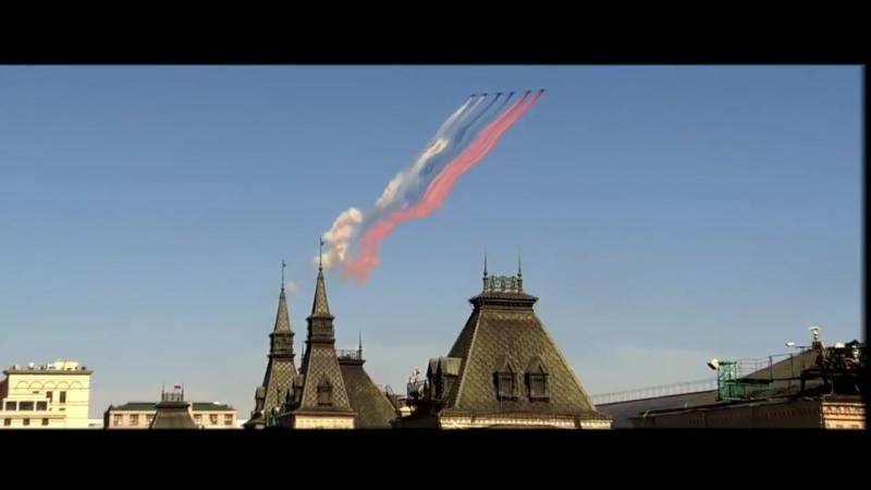 Патриотический ролик о России (ВВИМО)