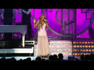 Mariah carey live grammy  2006 -we belong together/ fly like a bird