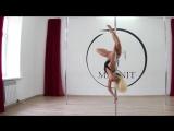 Marina Grigorieva - Pole Dance MIX