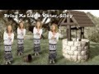 Bring Me Little Water, Silvy - Julie Gaulke a cappella with body percussion