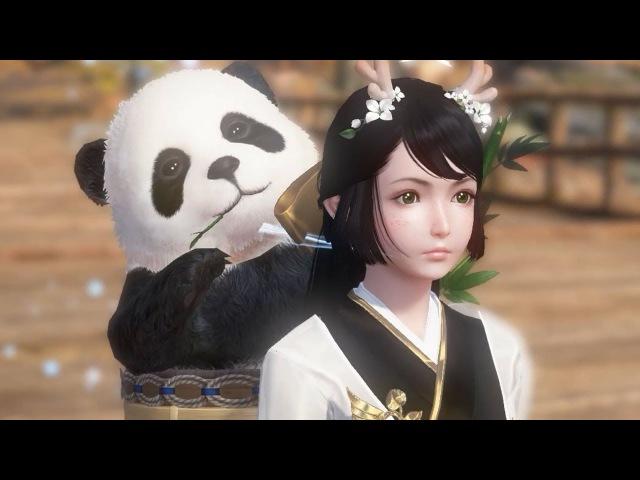 Moonlight Blade лвл 90 ассассин новый лук с пандой | MMORPG