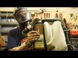 Акваланг ребризер из КИП-8 Своими руками