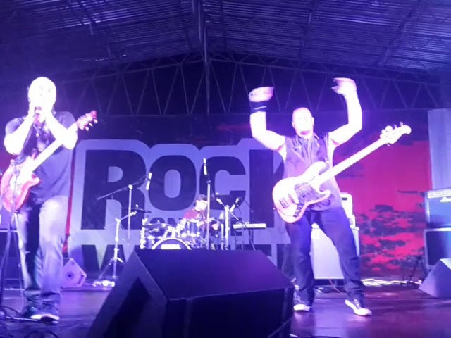 Черный Обелиск - Гуляй-поле (Live at Rock on the Water, 11.08.2017)