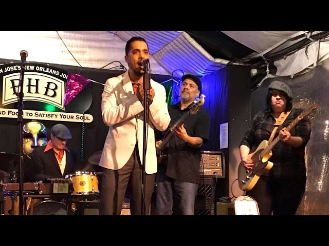 Aki Kumar with Laura Chavez - It's You Baby - Live @ The Poor House Bistro