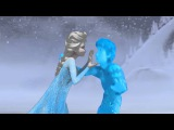 Hiccup saves Elsa (an act of true love)