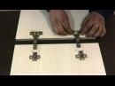 Мебельный шаблон для внутренних и накладных петель МШ-06