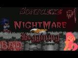 Creepypasta - Sonic.EXE - NightMare Beginning #1 -  Bad End