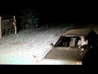 Белгородец угнал автомобиль с базы отдыха