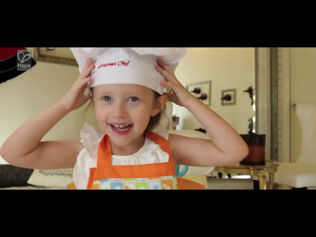 Кухни и аксессуары для ролевых игр от HAPE -- лучшее для наших детей