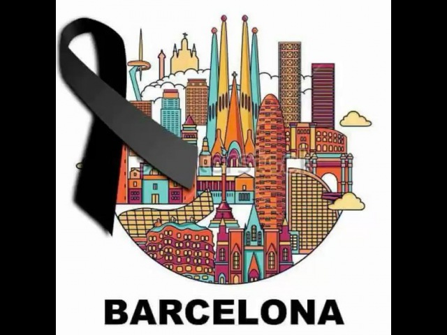 I am absolutely devastated by the events in Barcelona yesterday. Enough now. As many of you know, Barcelona is very special to me. I loved every second of my years there - the people and their mentality, the city and it's versatility, the beauty in it