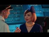 Гражданская авиация - лучшая профессия на борту самолета На троих комедия, Украина онлайн юмор