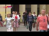 Ливни, град исильный ветер несет вМоскву северо-западный грозовой фронт