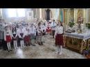 Свято Матері 14.05.2017 р.Б. Парафія св.Василія Великого смт.Козова