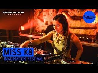 Miss K8 - Imagination Festival 2016 [Bass Portal]
