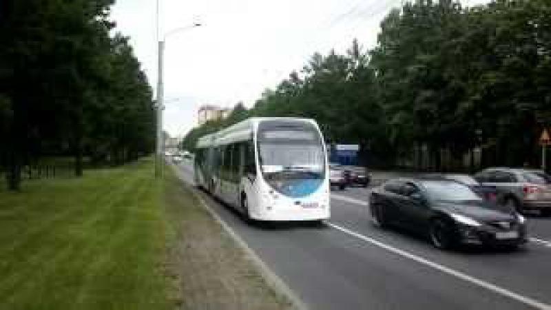 Троллейбус (дуобус) БКМ 42003А Vitovt №6600