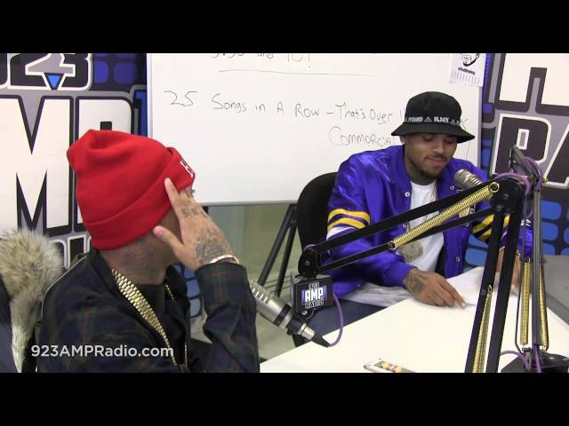 Watch Chris Brown Tyga Interview Each Other