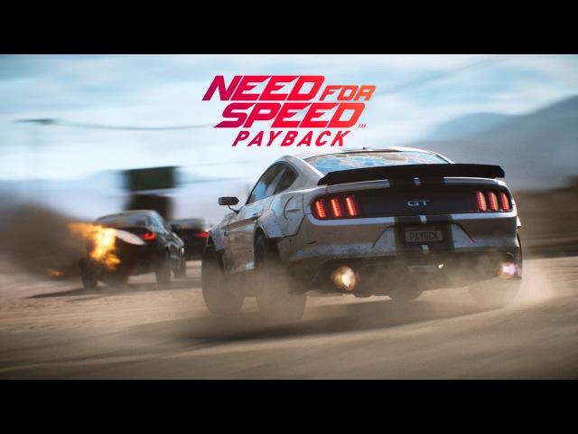 Трейлер игрового процесса Need for Speed Payback