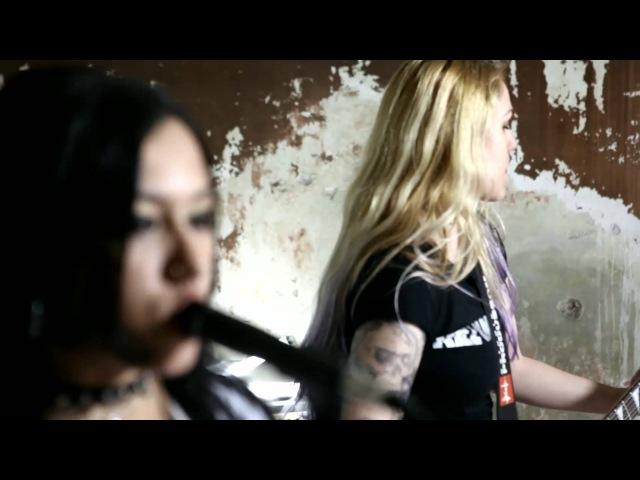 Nervosa   Victim of Yourself   Ao Vivo no Casarão   6   Parte 2