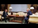 Медведев обсудил с Лукашенко белорусские долги за российский газ