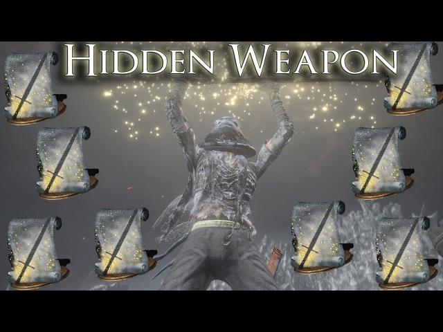 Hidden Weapon Trolling - Dark Souls 3