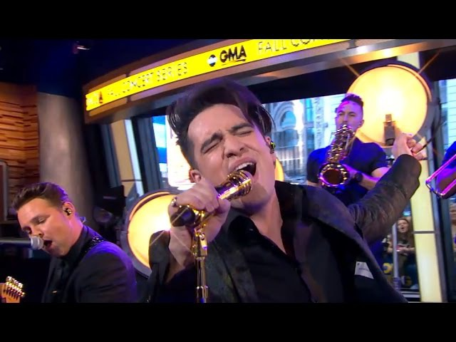 Panic! At the Disco - LA Devotee [LIVE GMA PERFORMANCE]
