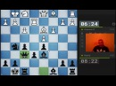 Nahib vs Chevere17 1-0 10|0 dak.Kraliça piyon oyunu