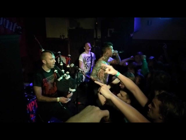 Pipes And Pints - Kensington Club (Live) 13.12.2012