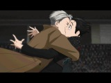 Yuri on Ice AMV - Please don't stop the music