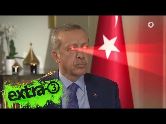 Neuer Song für Erdogan (den Schnuckel-Schnauzbart-Chef-Osman)   extra 3   NDR