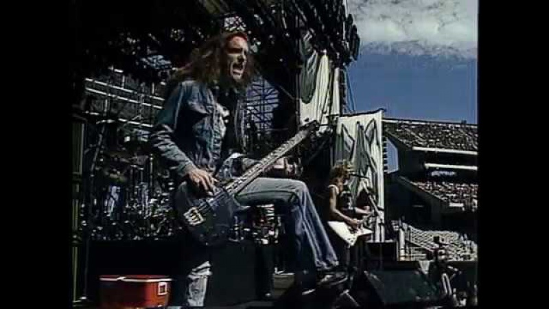 Metallica - Live at Day On The Green, Oakland, CA, USA (1985) [Pro-Shot]