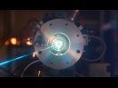 Тони Старк создаёт новый химический элемент. Железный человек 2. 2010.