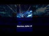 Eurovision 2017: first rehearsal of Finland - Norma John • Blackbird