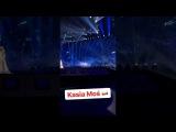 Eurovision 2017 first rehearsal of Poland - Kasia Mo