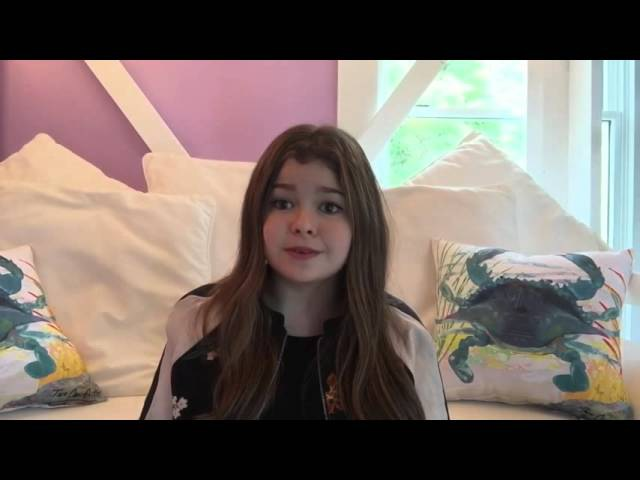 Addison Riecke's Surprise Someone Saturday Video Featuring Lizzy Greene!💗