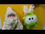Ням Ням и Дед Мороз - Видео для детей - Диди тв