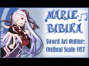 Sword Art Online Ordinal Scale OST Catch the Moment Marie Bibika Russian Full Version