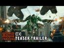Transformers Era da Extinção - Trailer Teaser Oficial Dublado 2014 HD