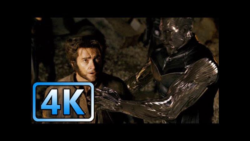 Simulation Scene | X-Men The Last Stand (2006) | Movie Clip 4K