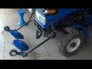 3 Усовершенствования роторной косилки к мототрактору Garden Scout T12DIF-VT