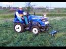 4 Усовершенствования роторной косилки к мототрактору Garden Scout T12DIF-VT