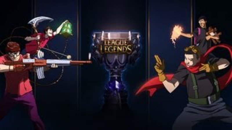 Road to the Cup: World Championship 2013 | Animation - League of Legends